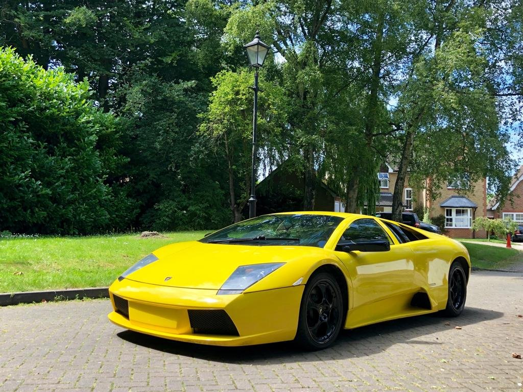 1992 Lamborghini murcielago 4.2 v8 ** lookalike rep ** For Sale (picture 3 of 6)