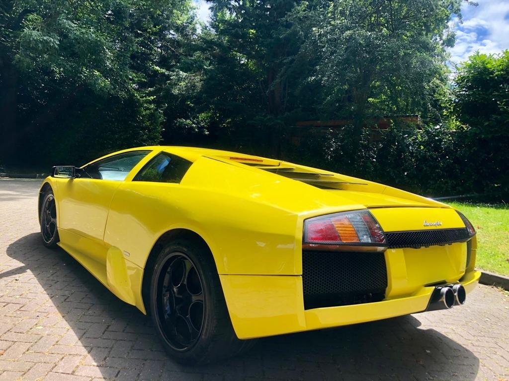 1992 Lamborghini murcielago 4.2 v8 ** lookalike rep ** For Sale (picture 4 of 6)