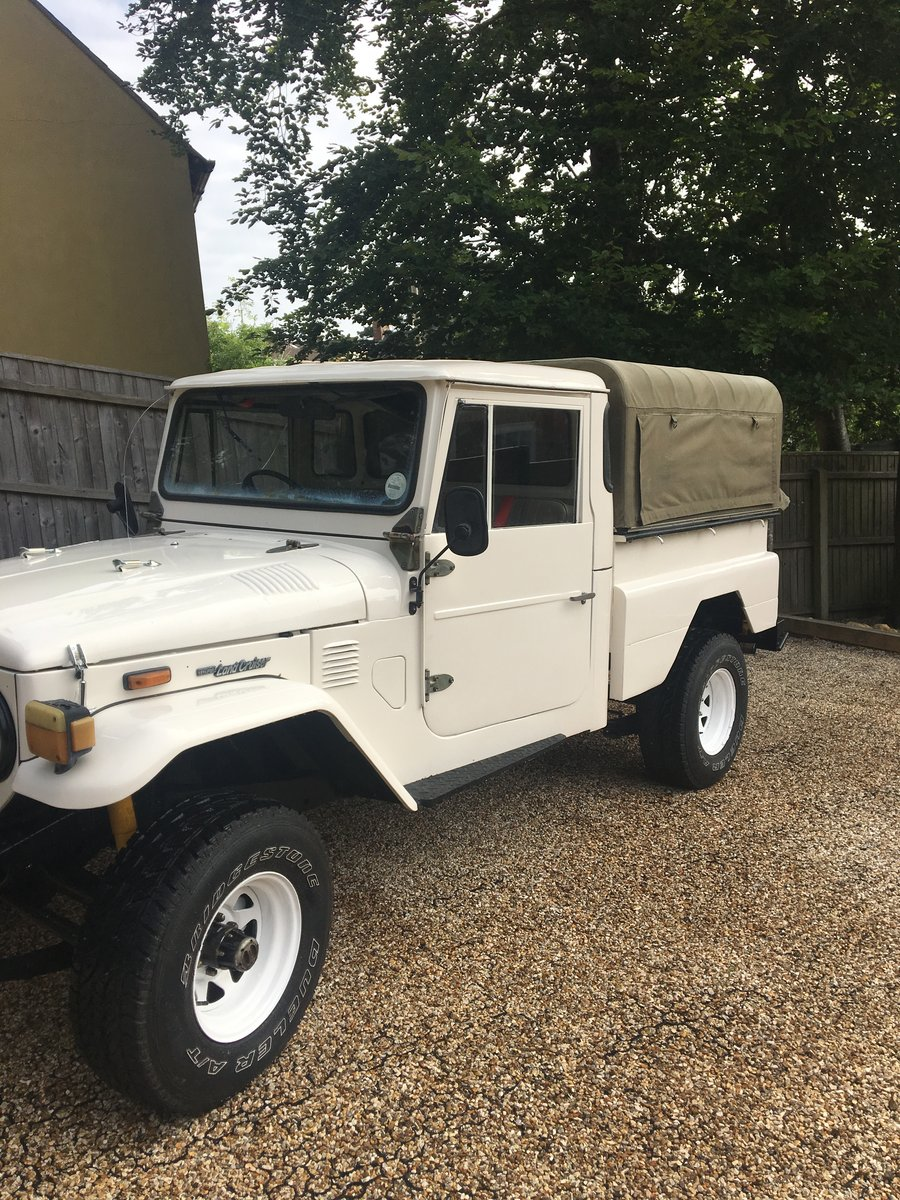 1984 Toyota Land Cruiser FJ45 For Sale | Car And Classic