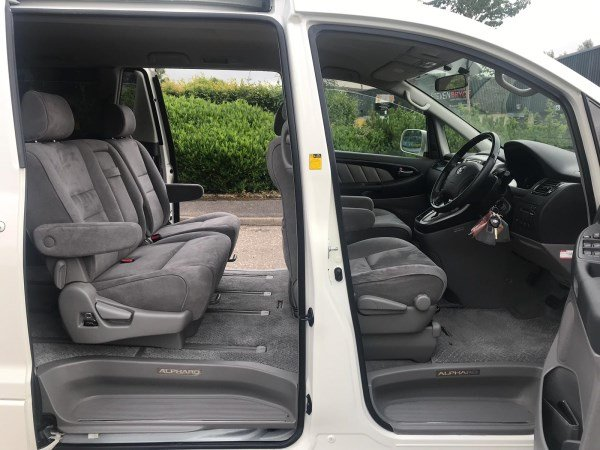 2006 Fresh Import Toyota Alphard 2.4 V Edition 2WD 8 Seats For Sale (picture 3 of 6)