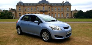 2007 TOYOTA AURIS T3 2.0 D-4D,DIESEL,MANUAL 6 GEARS For Sale