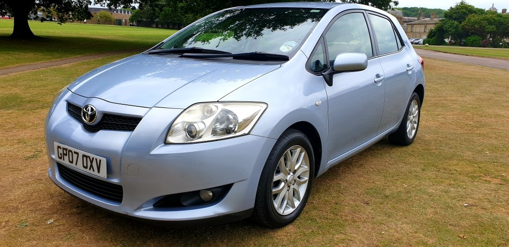 2007 TOYOTA AURIS T3 2.0 D-4D,DIESEL,MANUAL 6 GEARS For Sale (picture 2 of 6)