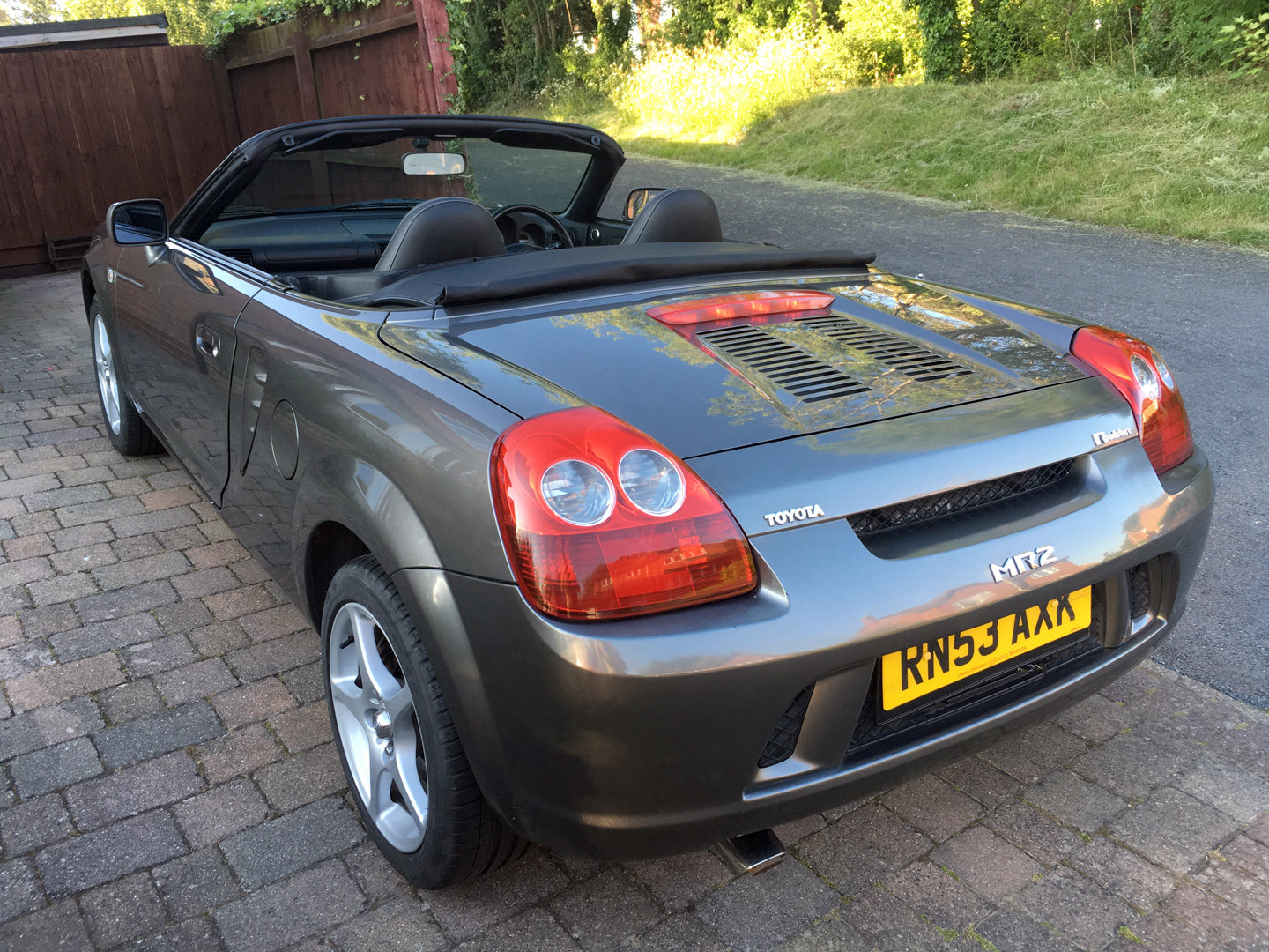2004 Toyota MR2 mk3 facelift For Sale (picture 3 of 5)