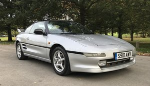 1998 MR2 SW20 Silver Shadow For Sale