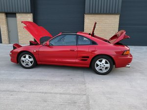1994M Toyota MR2 T-bar Excellent Condition For Sale