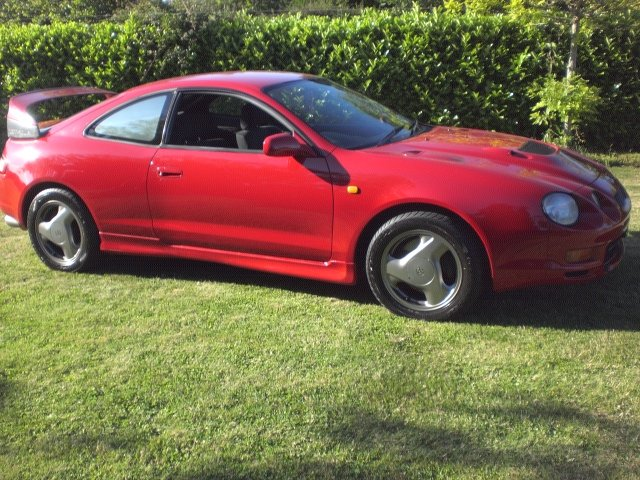 Toyota Celica GT4 2 0 Turbo 4WD 1996 For Sale | Car And Classic