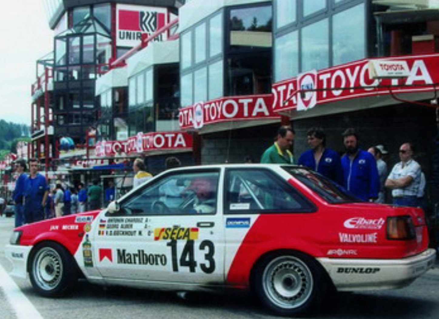 1983 Toyota Corolla GT AE86 Touring Car For Sale (picture 1 of 6)