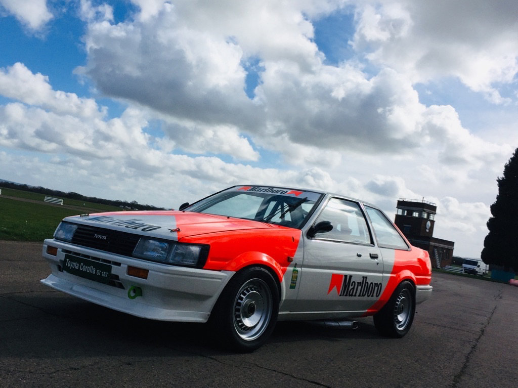 1983 Toyota Corolla GT AE86 Touring Car For Sale (picture 2 of 6)