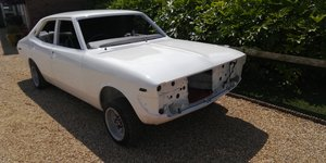 1972 Toyota Corona Mk2 - UK Car - Restored Shell - Re Trimmed -  SOLD
