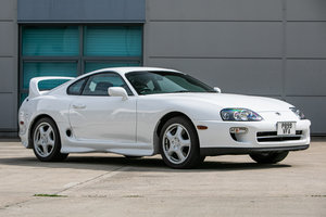 1997 TOYOTA SUPRA TWIN TURBO LOT: 664 Estimate £30-35000  For Sale by Auction