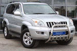 2004 04 TOYOTA LAND CRUISER (LC2) D-4D LC5 8 SEATS AUTO  For Sale