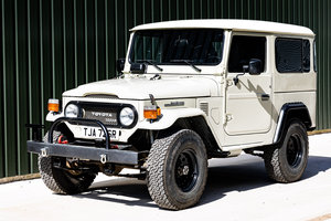Toyota B-J40 1977 For Sale