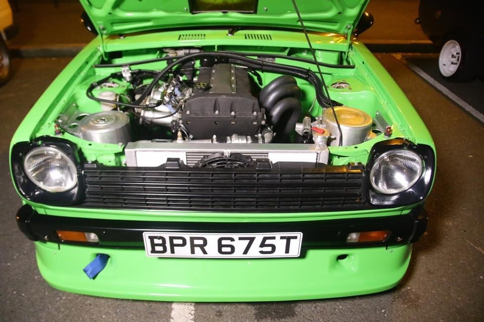 1978 Toyota starlet kp60 For Sale (picture 4 of 6)