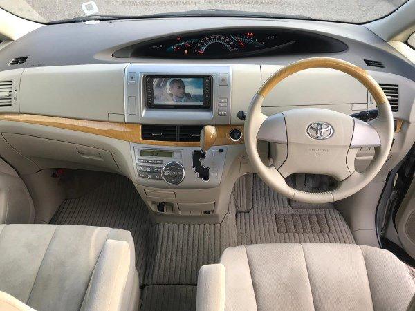 2008 FRESH IMPORT TOYOTA ESTIMA AERAS 2.4 AUTO 4WD 7 SEATS For Sale (picture 3 of 6)