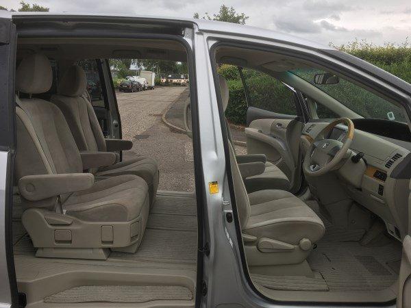 2008 FRESH IMPORT TOYOTA ESTIMA AERAS 2.4 AUTO 4WD 7 SEATS For Sale (picture 4 of 6)