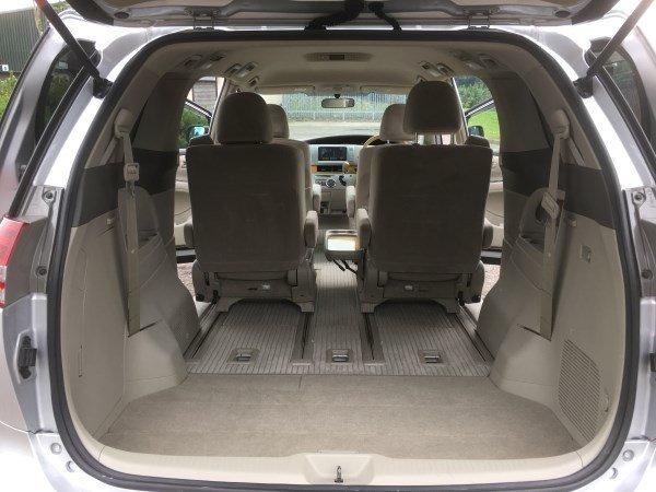 2008 FRESH IMPORT TOYOTA ESTIMA AERAS 2.4 AUTO 4WD 7 SEATS For Sale (picture 5 of 6)