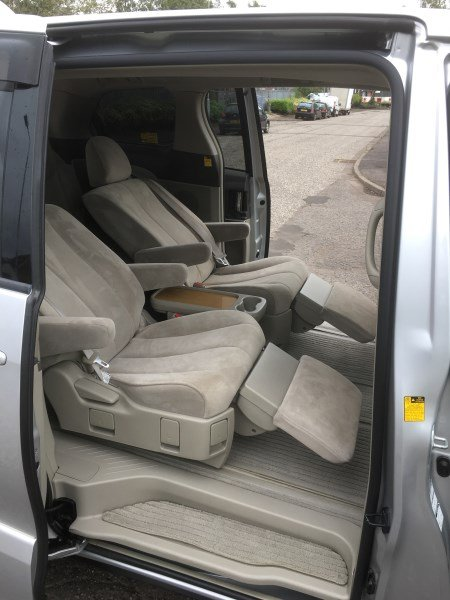 2008 FRESH IMPORT TOYOTA ESTIMA AERAS 2.4 AUTO 4WD 7 SEATS For Sale (picture 6 of 6)