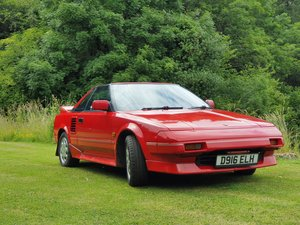 1987 Toyota MR2 MK1 fantastic,  and well looked after For Sale