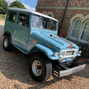 1969 Toyota Land Cruiser FJ40 3.9l Petrol For Sale