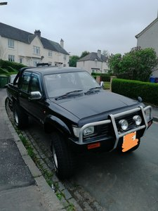 1997 Toyota Hilux Twin Cab For Sale