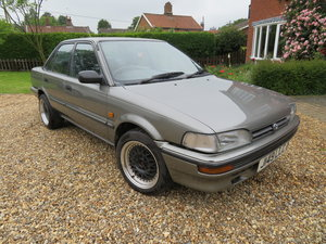 1991 Toyota Corolla 1.3 GL Saloon - Modern Classic For Sale