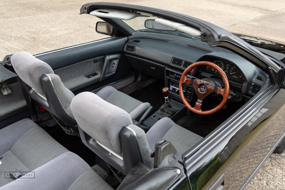 1987 Toyota Celica GT Convertible For Sale (picture 4 of 6)