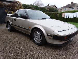 1985 Toyota MR2 mk1  Classic  For Sale