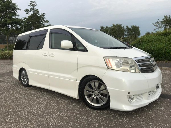 2005 Fresh import Toyota Alphard 3.0 L V6 4WD 8 Seats For Sale (picture 1 of 6)
