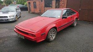 1984 Toyota celica supra 2.8i *Manual* MA61 For Sale