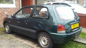 1998 Toyota starlet 1.3 s For Sale