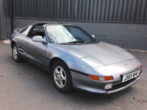 1991 TOYOTA MR2 GT-i 2.0 T-BAR LEATHER  For Sale