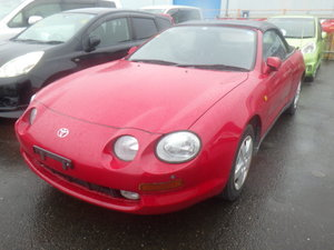 1995 TOYOTA CELICA ST202 CONVERTIBLE 2.0 CABRIOLET * For Sale