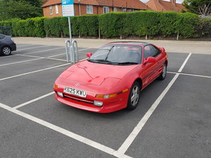 1992 Toyota MR2 Turbo For Sale