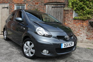 2011'11 Toyota Aygo 1.0 VVT-i Go 5dr  For Sale