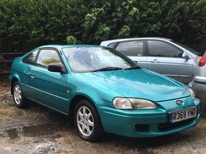 1997 Toyota Paseo 1.5 Si Manual For Sale