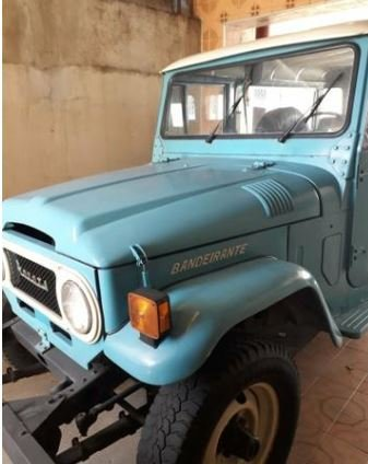 1979 80.000Km original, 4×4, diesel engine For Sale (picture 1 of 6)
