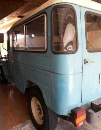 1979 80.000Km original, 4×4, diesel engine For Sale (picture 6 of 6)