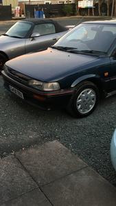 1989 Toyota Corolla GTI
