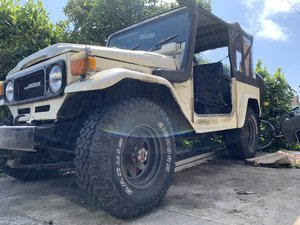 1980 DEPOSIT TAKEN Toyota FJ40 not BJ40 land cruiser For Sale