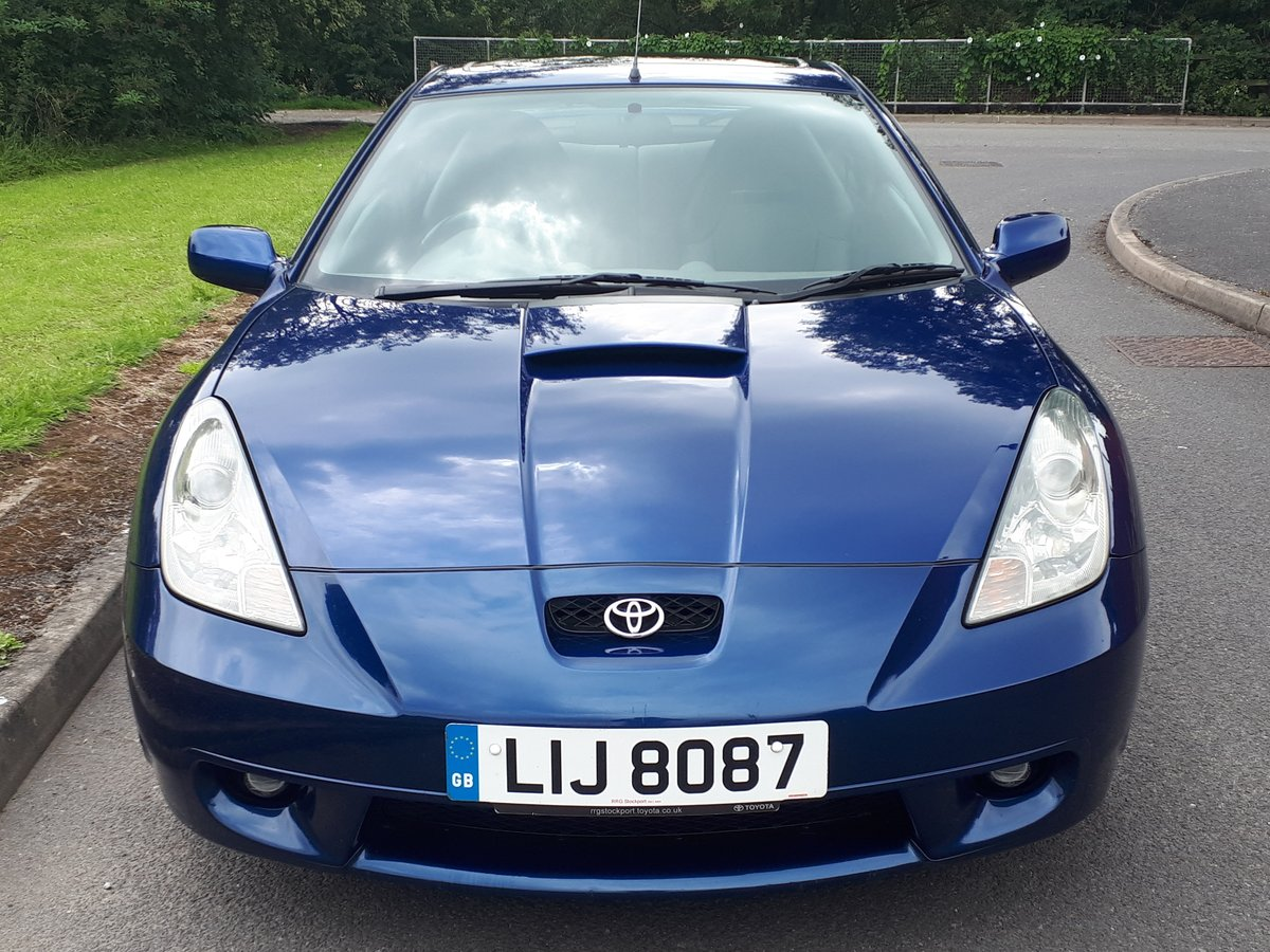 1999 Toyota Celica VVTI For Sale (picture 2 of 6)