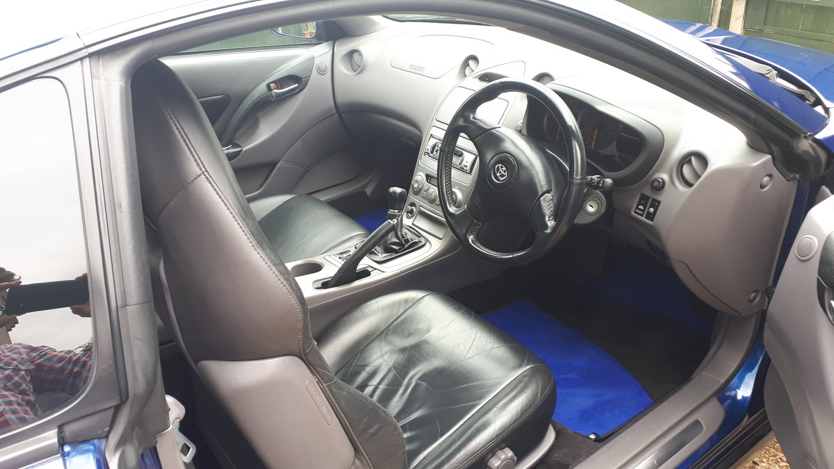 1999 Toyota Celica VVTI For Sale (picture 3 of 6)