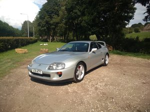 1994 Toyota Supra Low mileage 2 owner For Sale