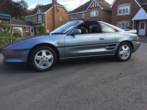 1993 Toyota Mr2 uk family owned from new REDUCED For Sale