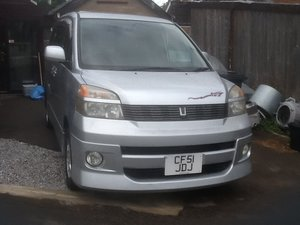 2002 Toyota voxy For Sale