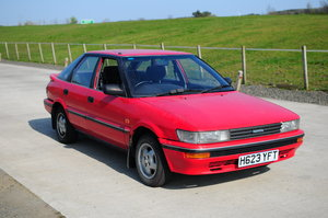 1990 Toyota Corolla ee90 ae92 liftback For Sale
