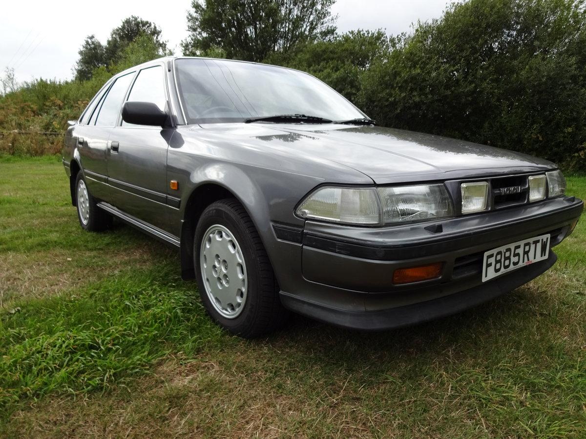 1989 Toyota Carina 11 2.0 GLi Executive SOLD (picture 3 of 6)