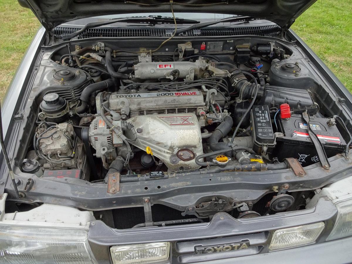 1989 Toyota Carina 11 2.0 GLi Executive SOLD (picture 6 of 6)