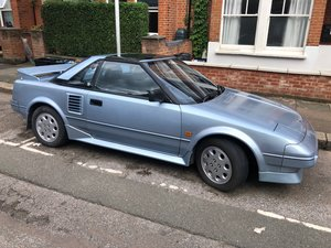 1989 Toyota MR2 MK1 T-Bar SOLD