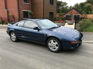 1992 Toyota MR2 2.0-i GT  - Low mileage With FSH  For Sale