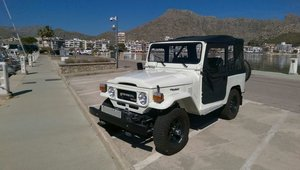 1982 Toyota BJ40 diesel - LHD For Sale